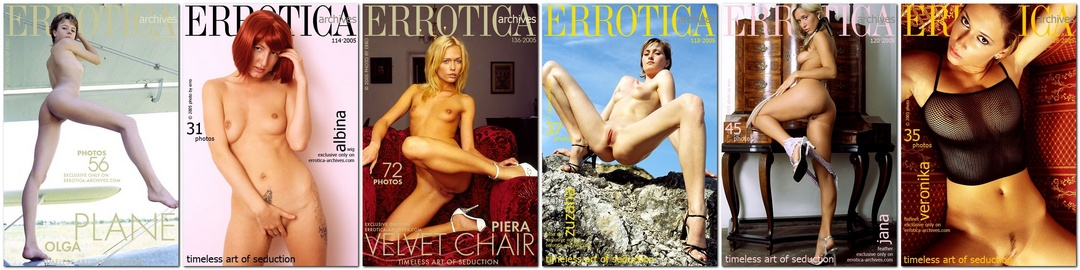 [Errotica-Archives.Com] August 2005 - Photoset Pack
