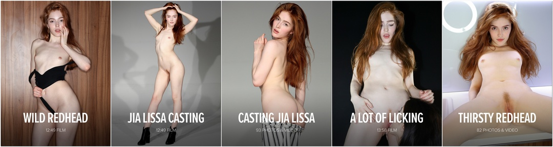 [Watch4Beauty] Jia Lissa - Photo & Video Pack 2018