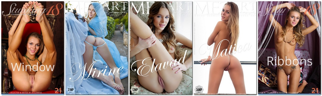 [MetArt Network] Katie A, Delicia, Karissa Diamond - Photoset Pack 2013-2018